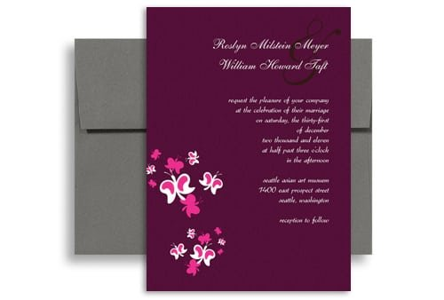 Blank Wedding Invitation Templates Free Download