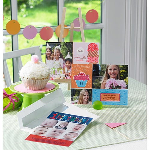 Cars Birthday Invitations Walmart