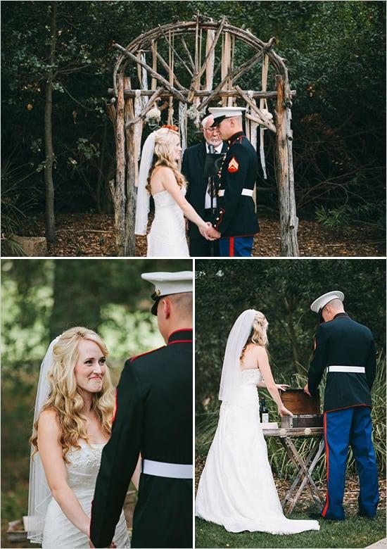 Cute Army Wedding Invitations