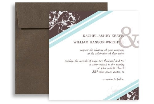 Free Engagement Invitation Templates Word