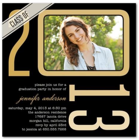 Free Graduation Invitations 2013