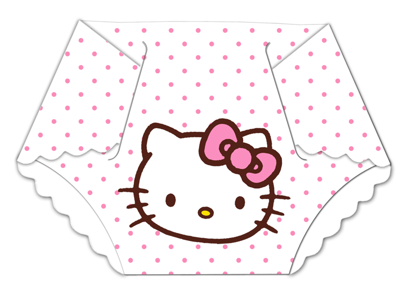Free Hello Kitty Printable Baby Shower Invitations