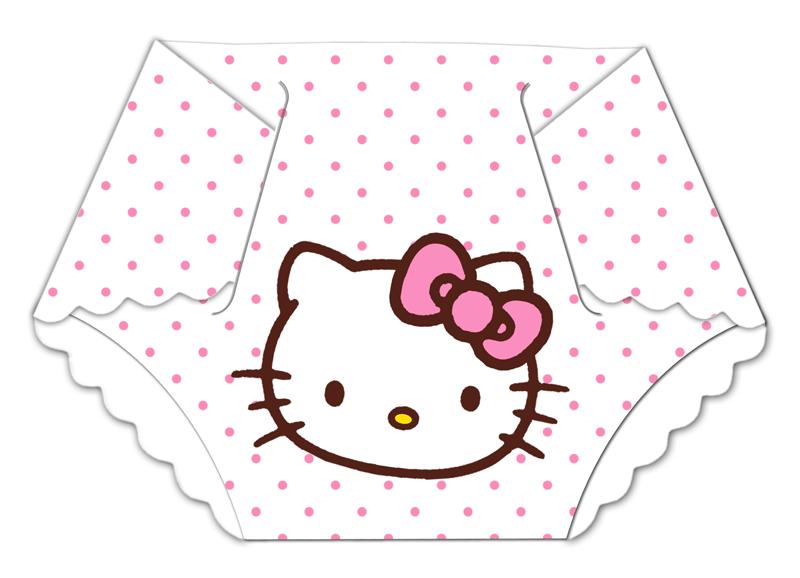 hello kitty printable template