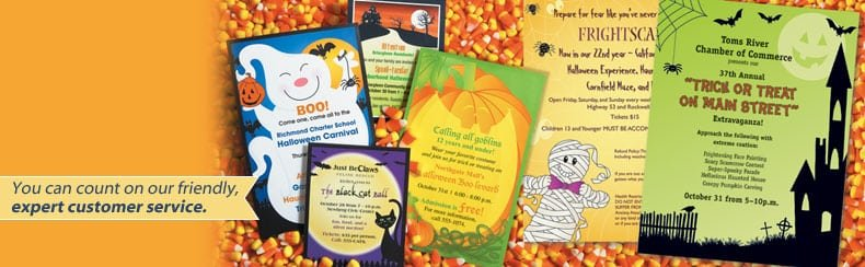 Free Printable Halloween Invitation Flyers