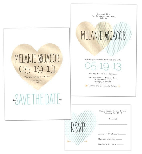 Free Printable Template For Wedding Invitations
