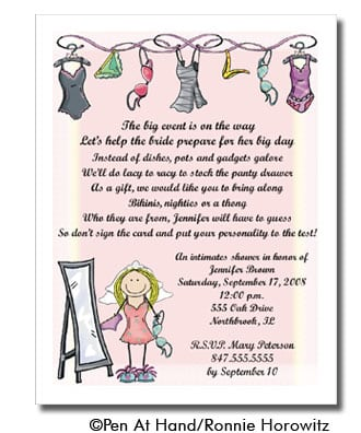 Funny Bachelorette Party Invite Wording 330 X 396