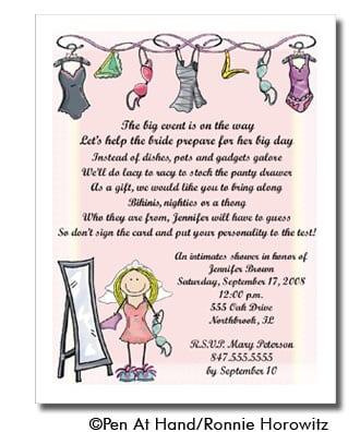 Funny Bachelorette Party Invite Wording