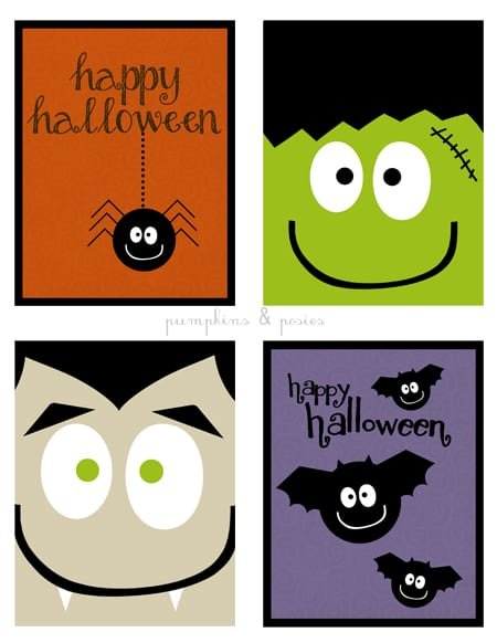 Halloween Cards To Print For Free
