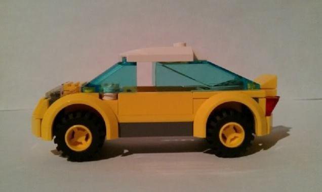 Invitation Fte Lego