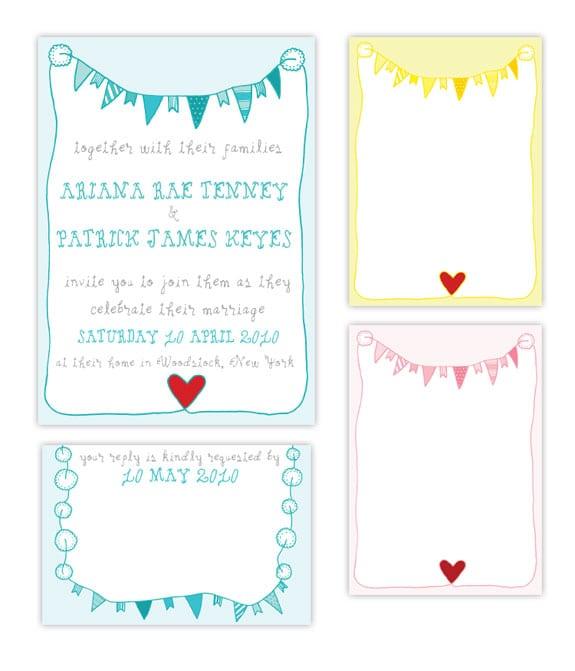 Invitations Free Printable