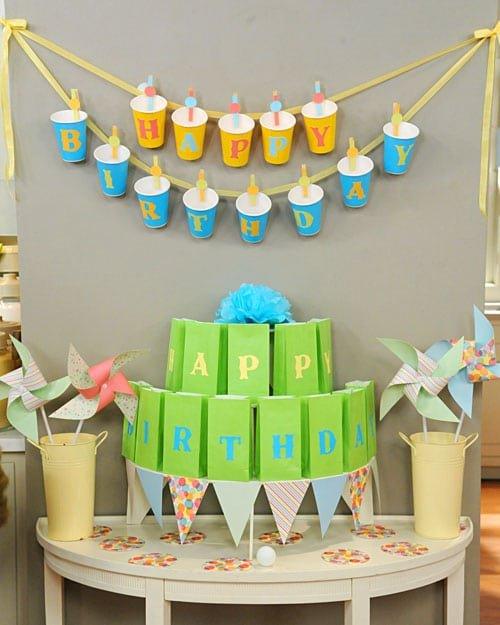 Martha Stewart Birthday Invitation Templates