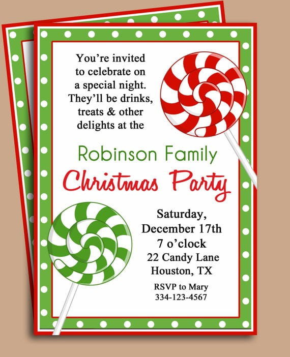 Posts related to Printable Christmas Party Invitations Free Templates EwoShCT0