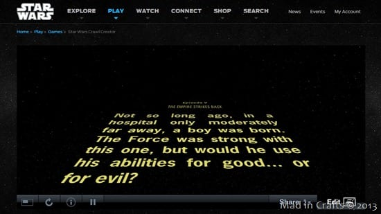 Star Wars Birthday Invitations Online