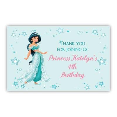 Tagdisney Princess Invitation