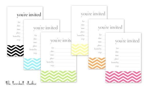 Tagfree Printable Pool Birthday Invitations For Kids