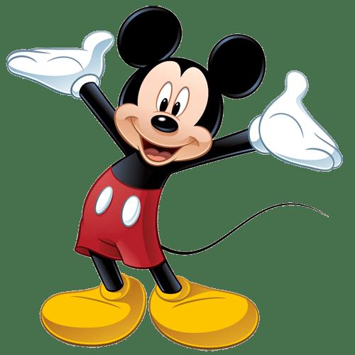 Taginvitaciones De Mickey Mouse