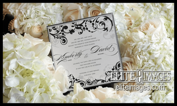 Tagnew Years Eve Wedding Invitation