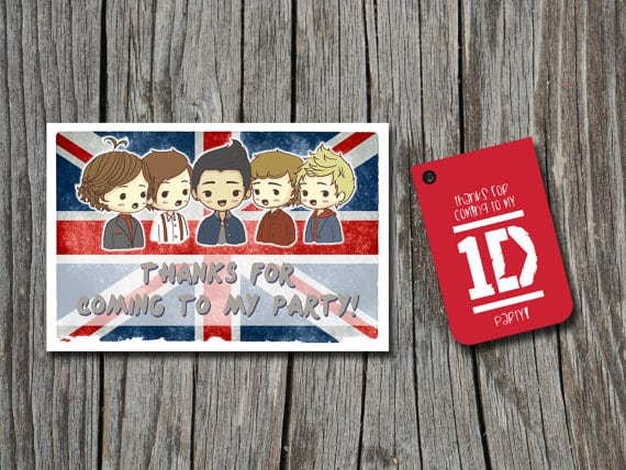 Tagone Direction Printable Invitations