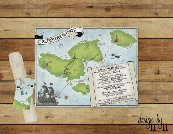 Tagprintable Direction Maps For Invitations