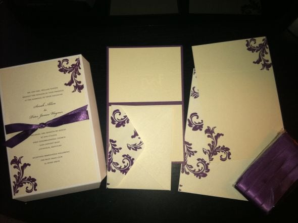 Wedding Invitations Kits Michaels